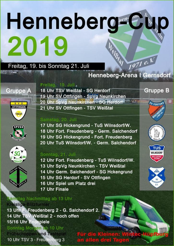 Henneberg Cup 2019